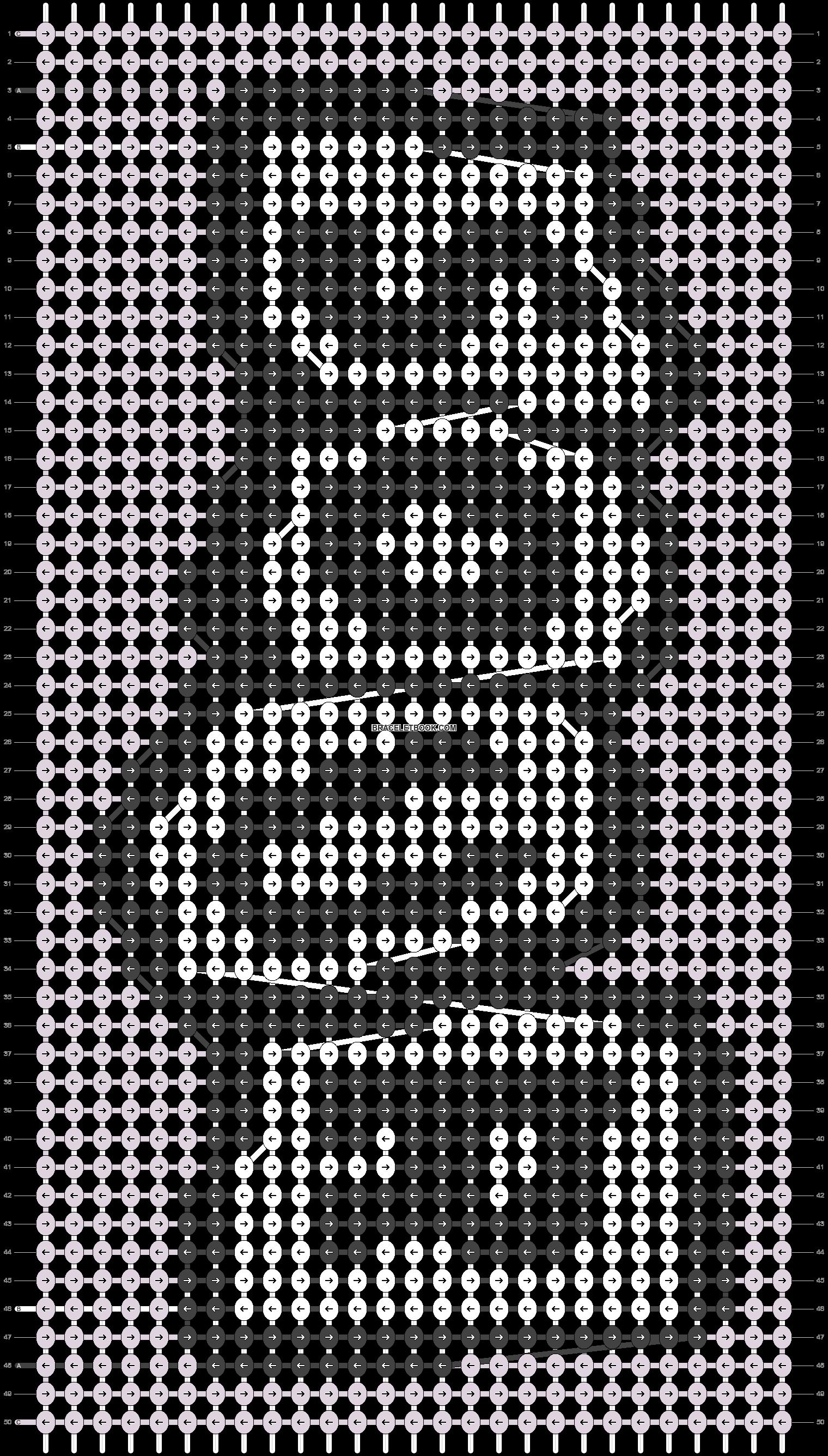 Alpha pattern #88733 pattern