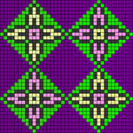 Alpha pattern #88735
