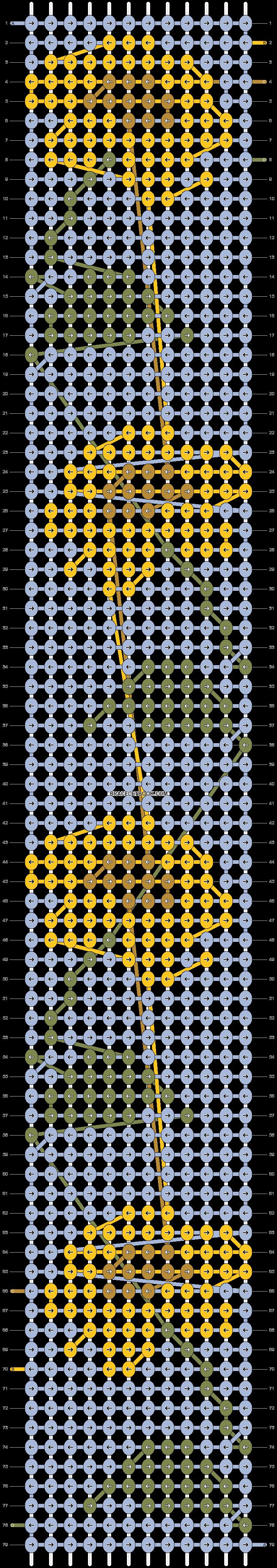 Alpha pattern #88737 pattern