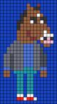 Alpha pattern #88740