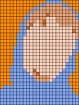 Alpha pattern #88742