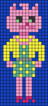 Alpha pattern #88746