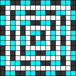 Alpha pattern #88752
