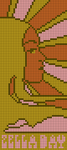 Alpha pattern #88754