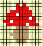Alpha pattern #88758