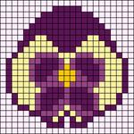 Alpha pattern #88789