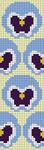 Alpha pattern #88790