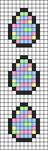 Alpha pattern #88805