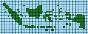 Alpha pattern #88813