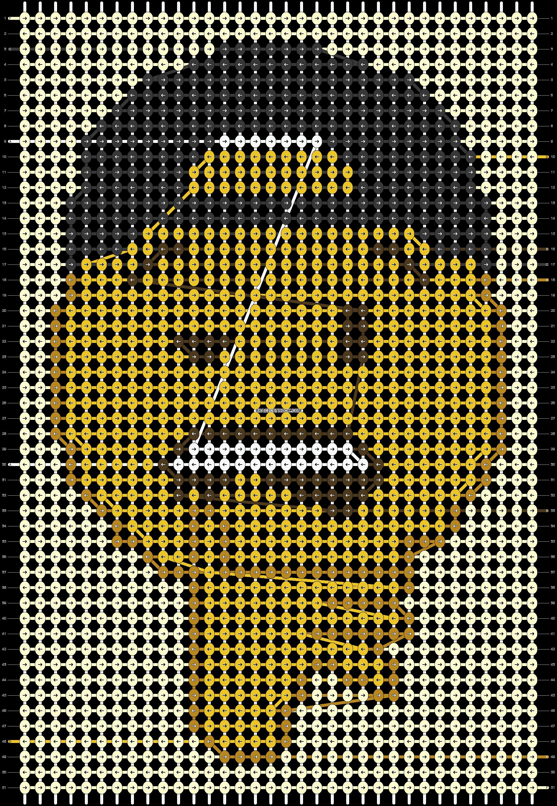 Alpha pattern #88816 pattern
