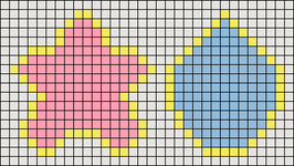 Alpha pattern #88831