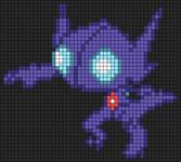 Alpha pattern #88835