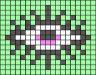 Alpha pattern #88836