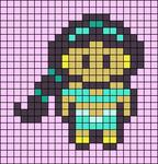 Alpha pattern #88859