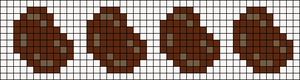 Alpha pattern #88873