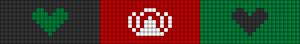 Alpha pattern #88875
