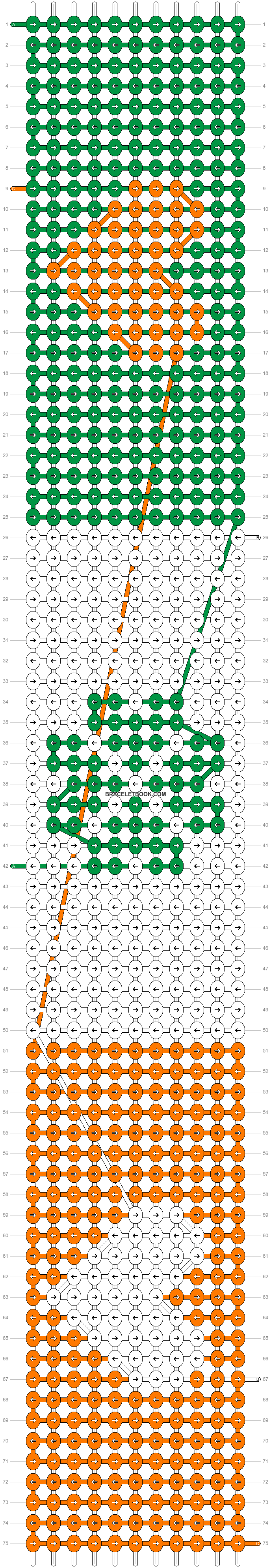 Alpha pattern #88879 pattern