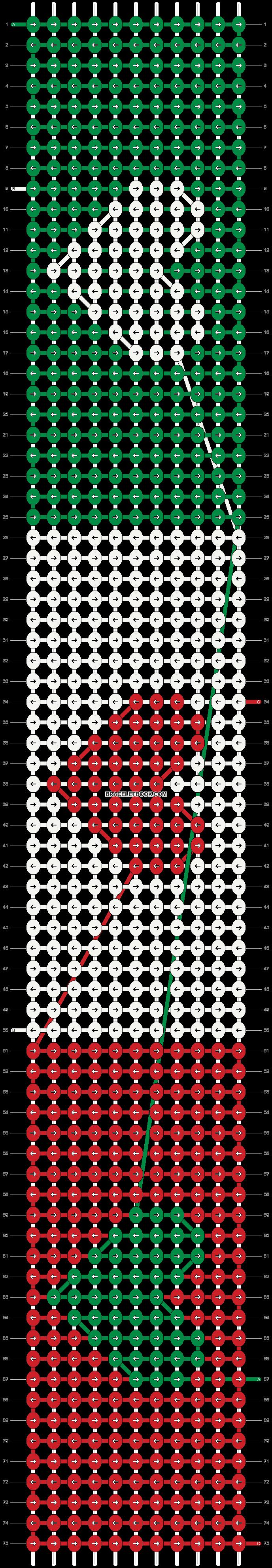 Alpha pattern #88880 pattern