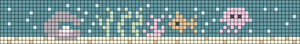 Alpha pattern #88893