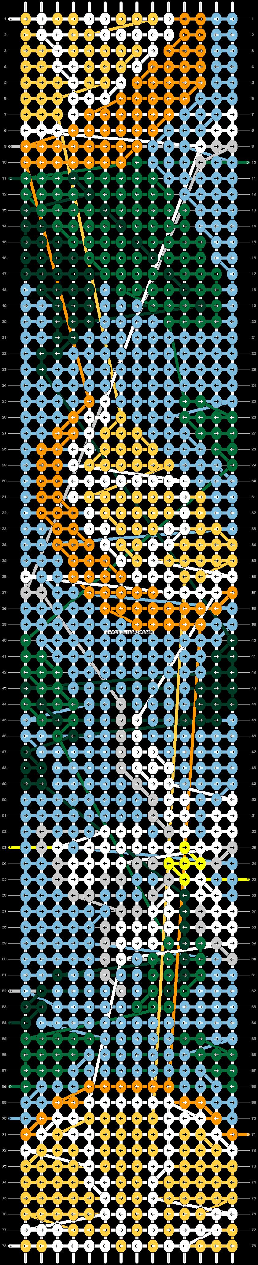 Alpha pattern #88894 pattern