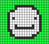 Alpha pattern #88896