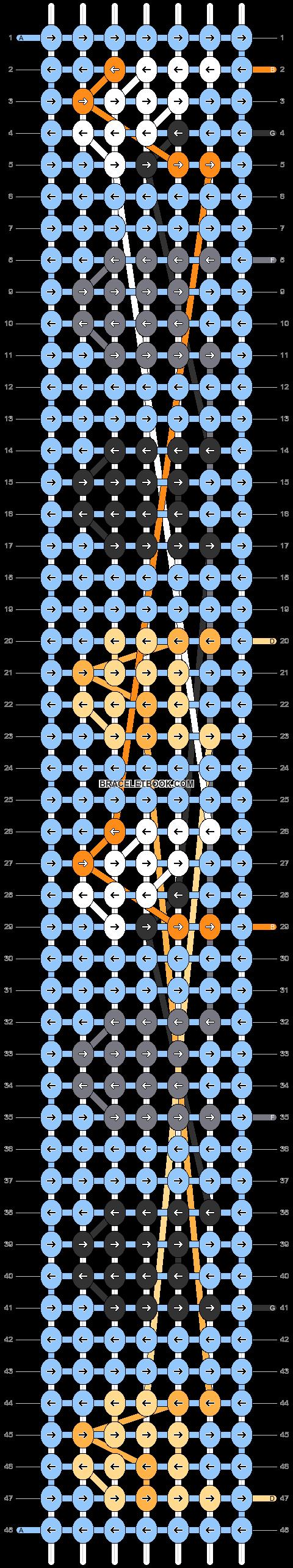 Alpha pattern #88900 pattern