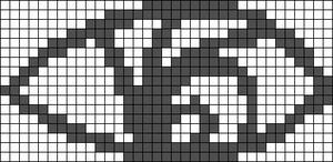 Alpha pattern #88906