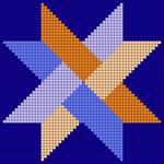 Alpha pattern #88920
