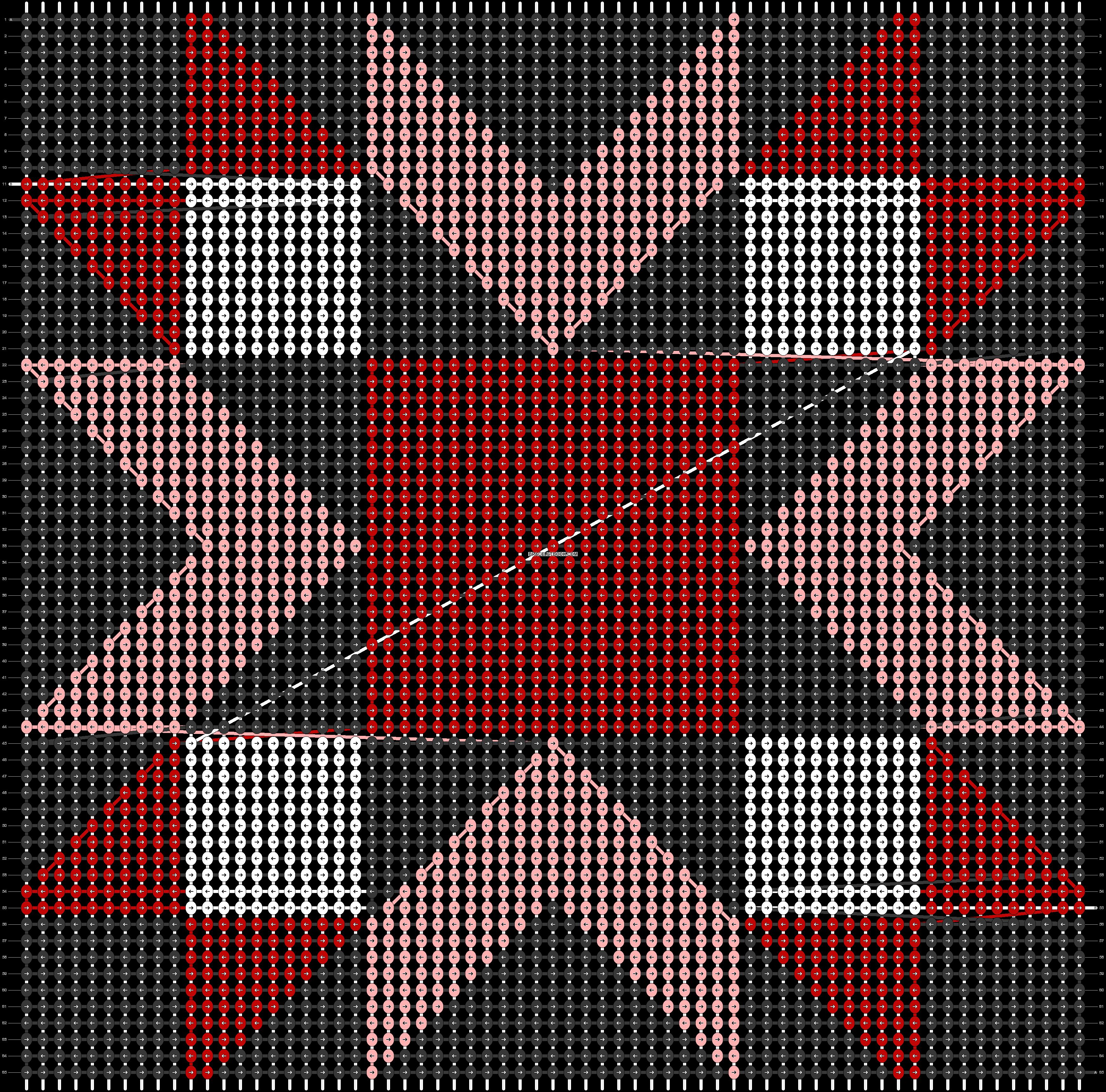 Alpha pattern #88946 pattern