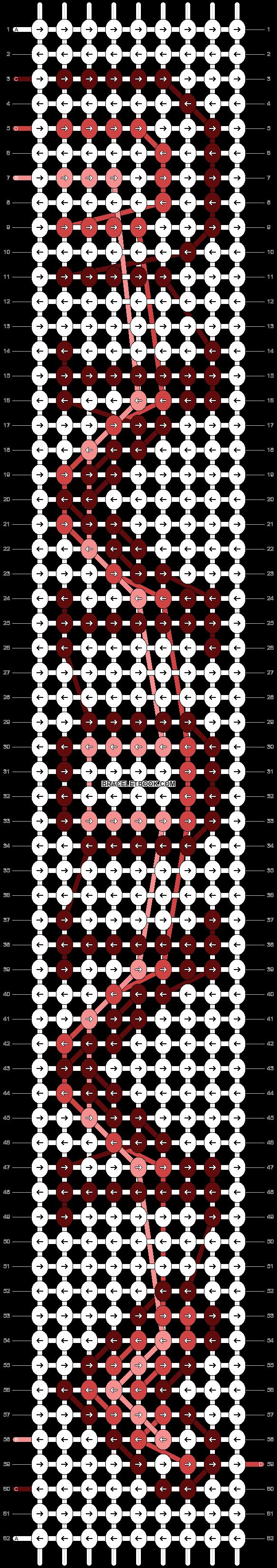 Alpha pattern #88978 pattern