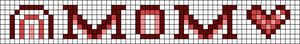 Alpha pattern #88978
