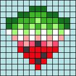 Alpha pattern #88992