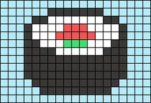 Alpha pattern #88995
