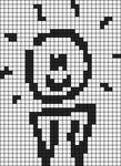 Alpha pattern #89014