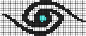 Alpha pattern #89018