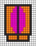 Alpha pattern #89026
