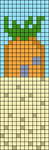 Alpha pattern #89027