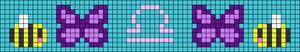 Alpha pattern #89042