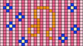Alpha pattern #89056
