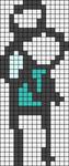Alpha pattern #89062
