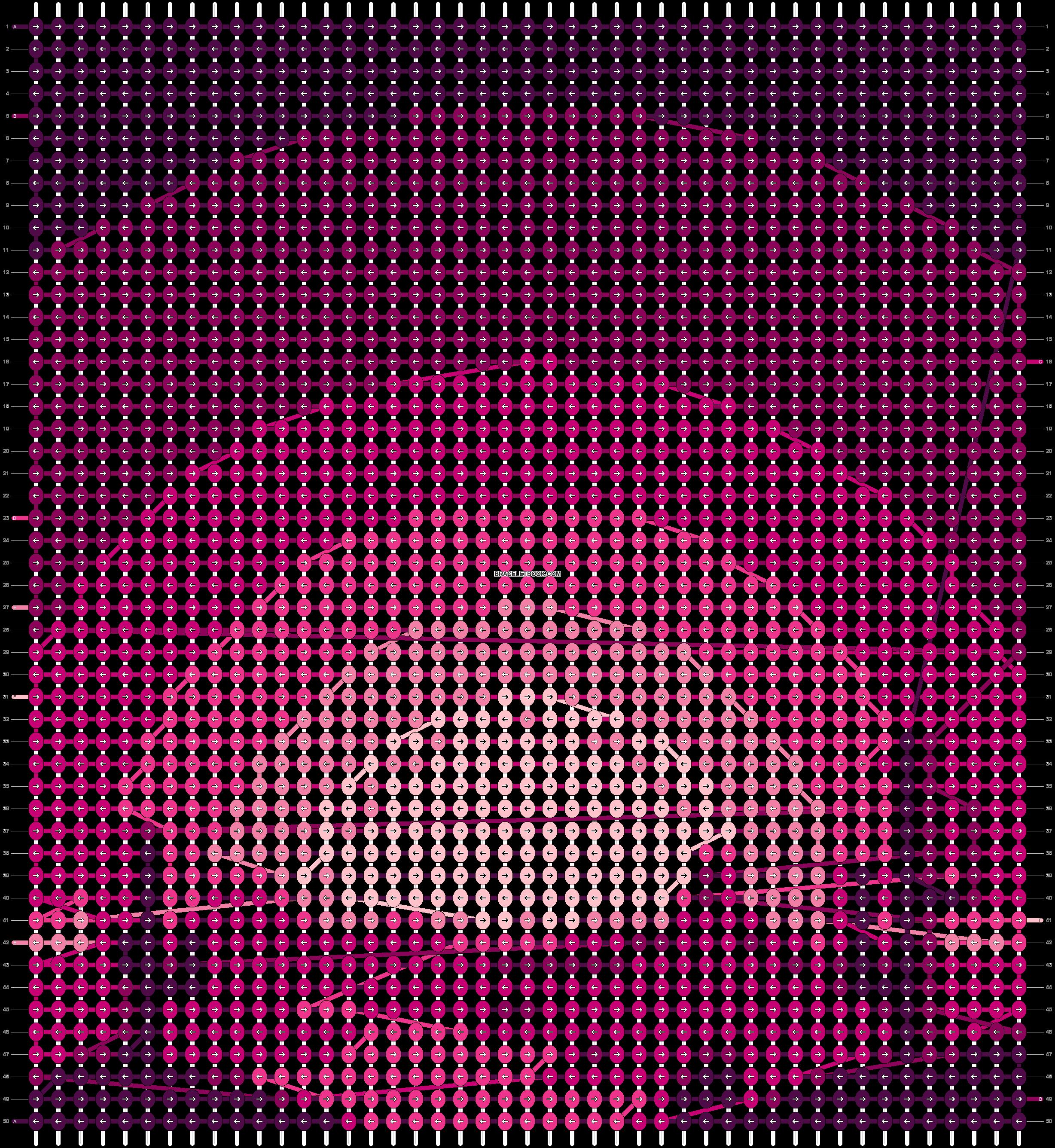 Alpha pattern #89064 pattern