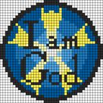 Alpha pattern #89065