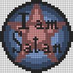 Alpha pattern #89066
