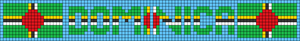 Alpha pattern #89091