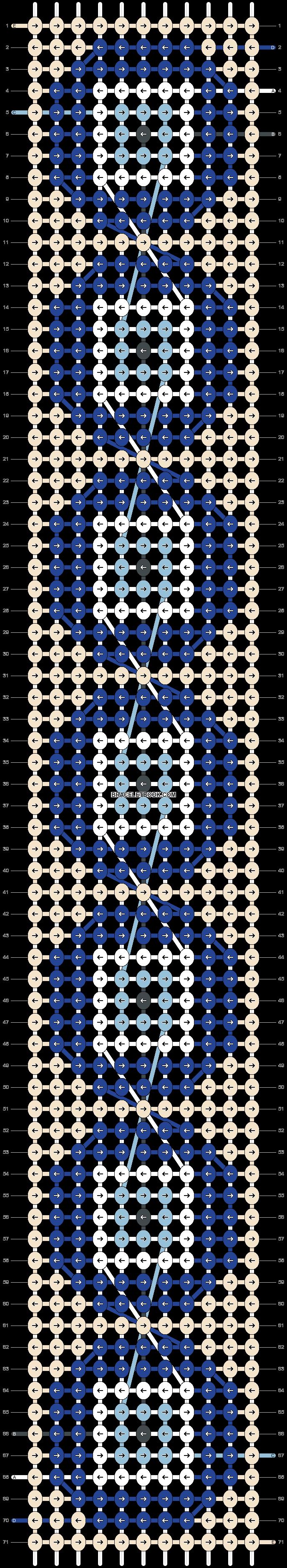 Alpha pattern #89099 pattern