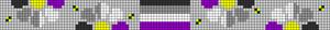 Alpha pattern #89101