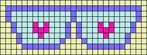 Alpha pattern #89118