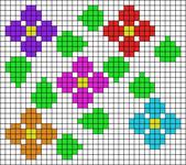 Alpha pattern #89144