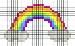 Alpha pattern #89146