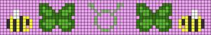 Alpha pattern #89162
